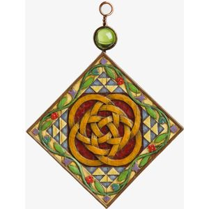 Heartwood Creek Hanging Ornament - 12 Days of Christmas (Five Golden Rings)