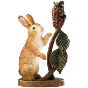 Border Fine Arts Studio Collection Figurine - Rabbit & Blackberries