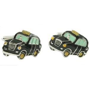 London Black Taxi Cufflinks