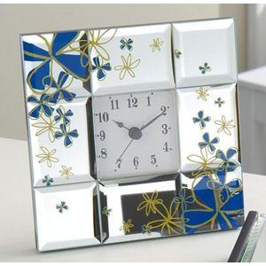 Periwinkle Clock (Blue)