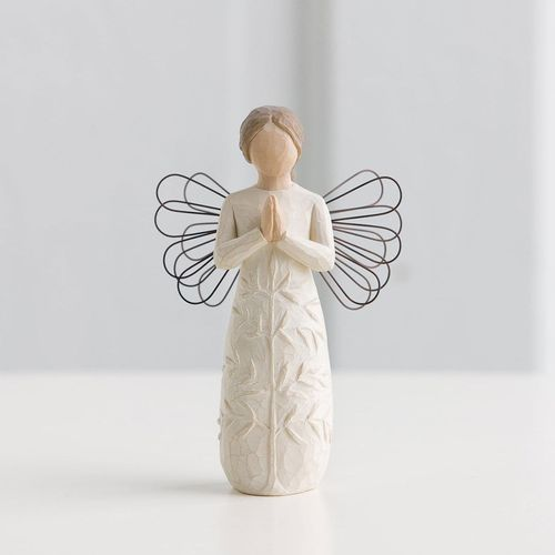 Willow Tree A Tree, A Prayer Angel Figurine 26170