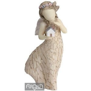More Than Words Bless This House Figurine