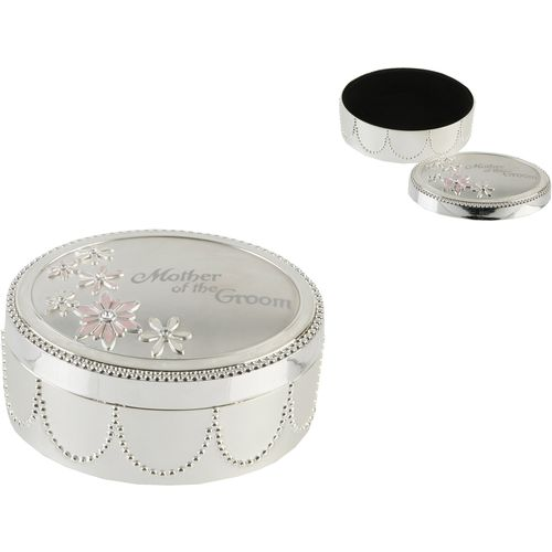 Mother of the Groom Trinket Box