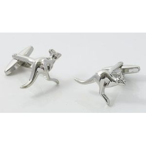 Kangaroo Cufflinks