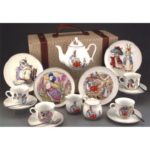 Beatrix Potter Large China Picnic Set 56.588/0