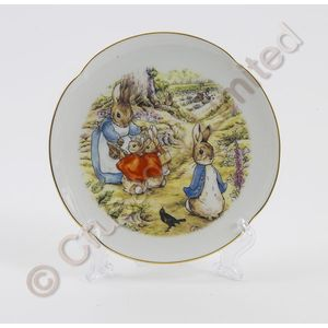 Beatrix Potter Wall Plate