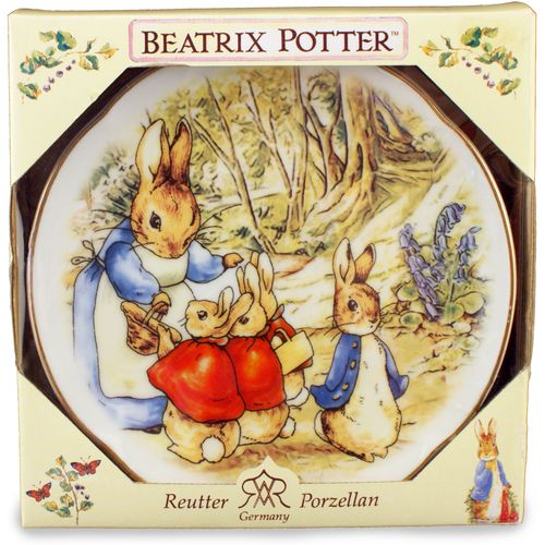 Beatrix Potter 15cm Wall Plate 59.530/3