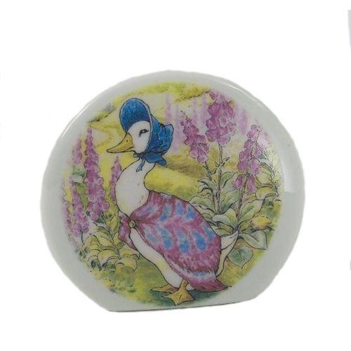 Beatrix Potter Jemima Puddle-duck Money Box 62.085/0