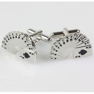 Playing Cards Cufflinks