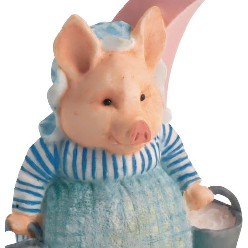 Beatrix Potter Letter G - Aunt Petitoes Figurine