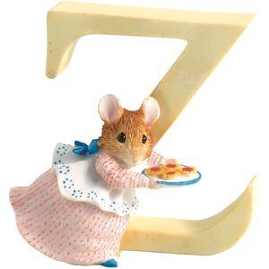 Beatrix Potter Alphabet Letter Z - Appley Dapply