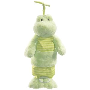 GUND Frogers Pull-String Musical Soft Toy