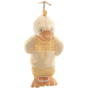 Gund Baby Duckens Pull-String Musical Toy
