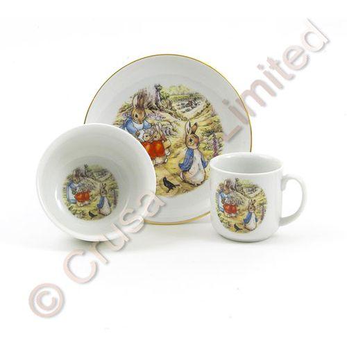 Beatrix Potter Breakfast Set In A Box 59.516/0