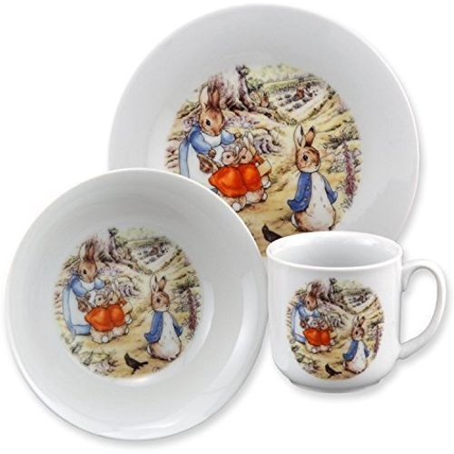 Beatrix Potter Breakfast Set In A Box 59.516/0