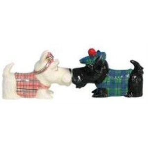 Scottish Terriers Salt & Pepper Pots