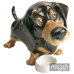 Little Paws Filo Dachshund Dog Figurine