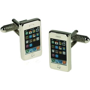 iPhone Novelty Cufflinks