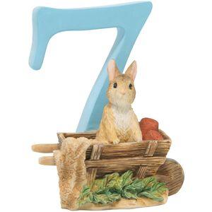 Beatrix Potter Number 7 - Peter Rabbit Figurine