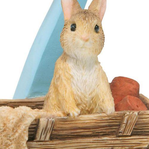 Beatrix Potter Peter Rabbit Number 7 Figurine Ref. A6220