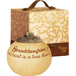 Comfort Candles Granddaughter Candle Holder