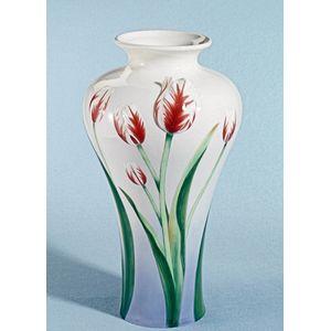 Franz Porcelain large Tulip Vase
