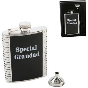 Special Grandad Hip Flask