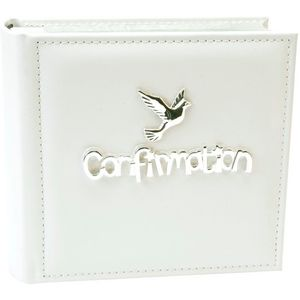 "Juliana Impressions Photo Album Holds 100 6"" x 4"" Prints - Confirmation"