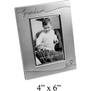 Grandson Photo Frame 4x6""