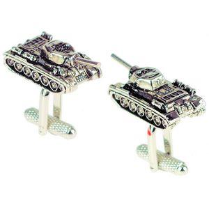 Army Tank Cufflinks