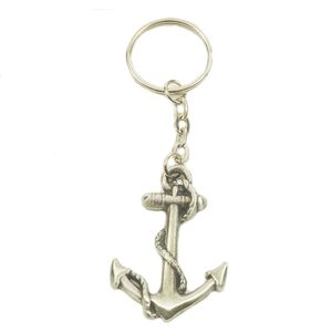 English Pewter Anchor Keying