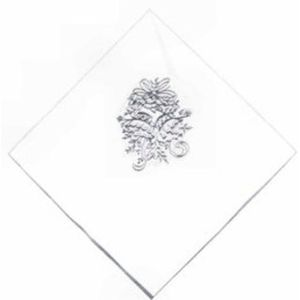 Wedding Napkins - Bells design QTY 60