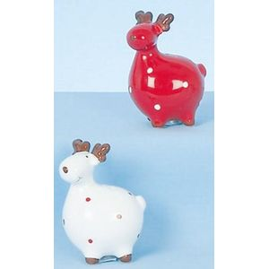 Reindeer Salt & Pepper Pots