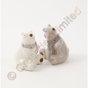 Polar Bear Salt & Pepper Pots