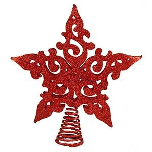 Christmas Tree Topper - Red Star