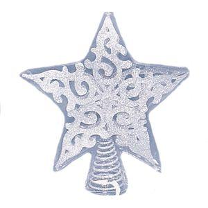 Christmas Tree Topper - Silver Star