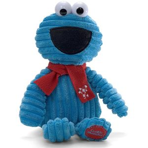 Gund Sesame Street Soft Toy - Holiday Cookie Monster