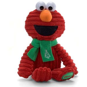 Gund Sesame Street Soft Toy - Holiday Elmo