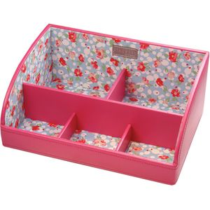 Stackers Fuchsia and Floral Storage Caddy