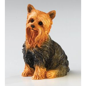 Country Artists Figurine - Best In Show Yorkshire Terrier