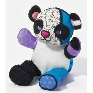 Romero Britto Plush Mini Soft Toy - Jackson the Panda