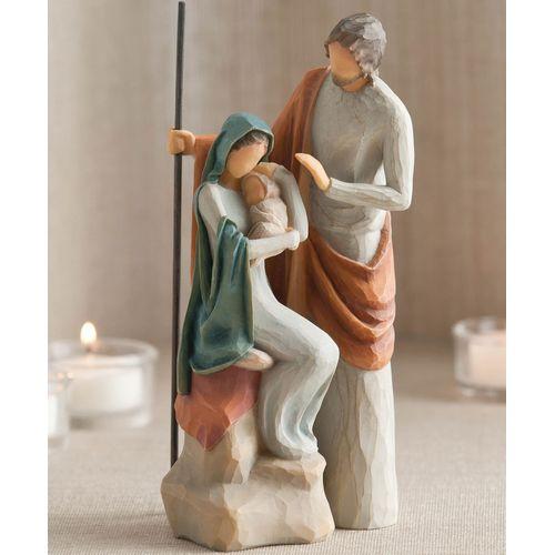 Willow Tree Nativity The Holy Family Figurine 26290