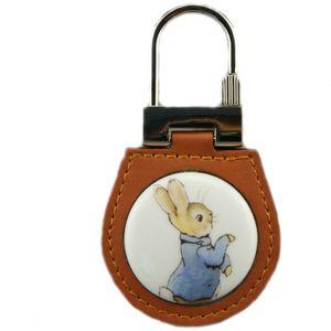 Beatrix Potter Peter Rabbit Keyring