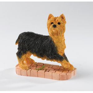 Border Fine Arts - Yorkshire Terrier Dog Figurine