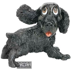 Little Paws Jarvis the Cocker Spaniel Figurine