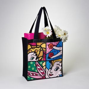 Disney Britto Tote Bag - Tinker Bell