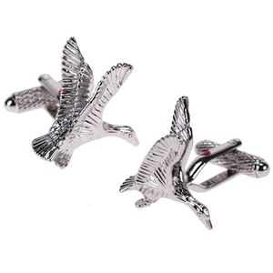 Duck in Flight Cufflinks