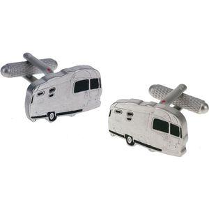 Retro Caravan Cufflinks