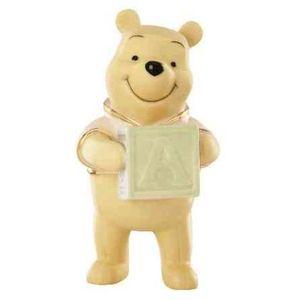 Disney Lenox Winnie the Pooh ABCs with Pooh Figurine