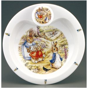 Beatrix Potter Baby Food Warming Plate